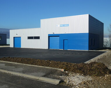 Location Local commercial 1 pièce 95m² Marigny-Saint-Marcel (74150) - photo