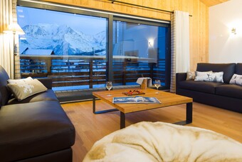 Location Appartement 4 pièces 140m² Saint-Gervais-les-Bains (74170) - Photo 1