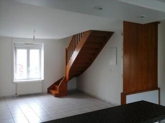 Location Appartement 2 pièces 55m² Saint-Sauveur (70300) - photo