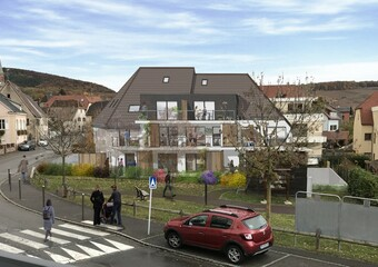 Vente Appartement 2 pièces 60m² Bergholtzzell (68500) - Photo 1