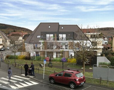 Vente Appartement 2 pièces 60m² Bergholtzzell (68500) - photo