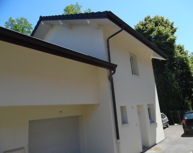 Location Maison 4 pièces 75m² Rumilly (74150) - photo