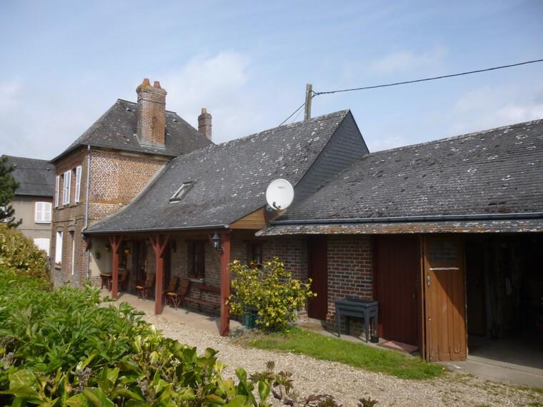 Vente Maison 6 pièces 130m² A 5 km de TÔTES - photo