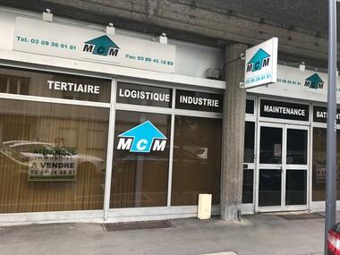 Vente Immeuble 6 pièces 196m² Mulhouse (68100) - photo