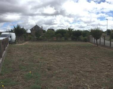 Vente Terrain 500m² Parthenay (79200) - photo