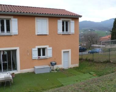 Location Maison 5 pièces 90m² Pollionnay (69290) - photo