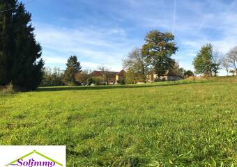 Vente Terrain 2 500m² Romagnieu (38480) - photo