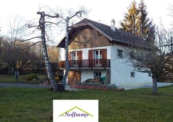 Vente Maison 4 pièces 85m² Montferrat (38620) - Photo 1
