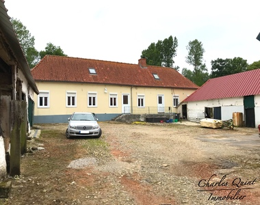 Sale House 9 rooms 125m² Beaurainville (62990) - photo