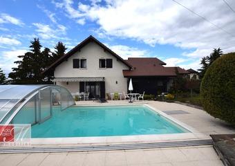 Vente Maison 8 pièces 238m² Cranves-Sales (74380) - Photo 1