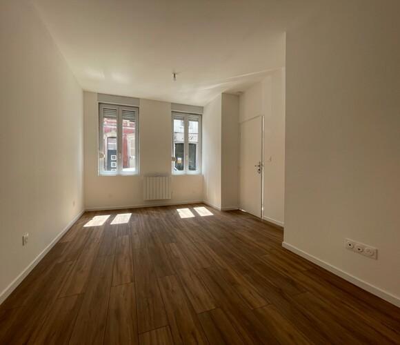 Location Appartement 1 pièce 20m² Amiens (80000) - photo