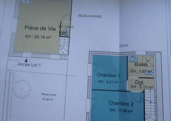Vente Maison 3 pièces 54m² Aoste (38490) - Photo 1