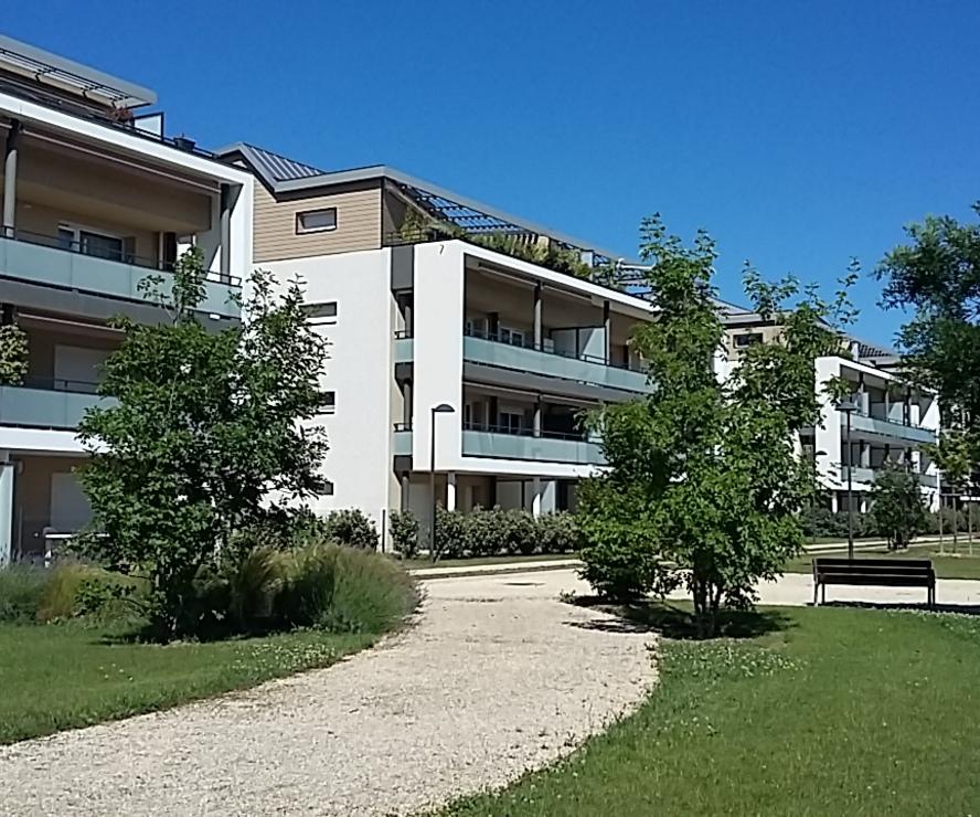 Location Appartement 2 pièces 48m² Chassieu (69680) - photo