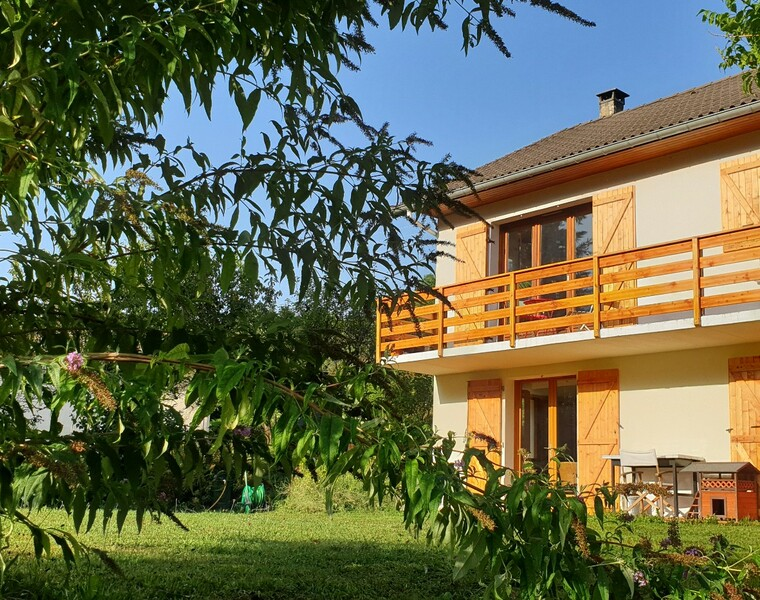 Vente Maison 7 pièces 175m² Saint-Martin-d'Uriage (38410) - photo