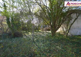 Vente Terrain 670m² Privas (07000) - Photo 1