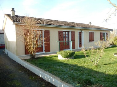 Vente Maison 4 pièces 116m² Vasles (79340) - photo