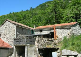 Sale House 4 rooms 130m² Montselgues (07140) - photo