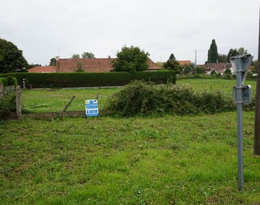 Sale Land 1 184m² Marconnelle (62140) - photo