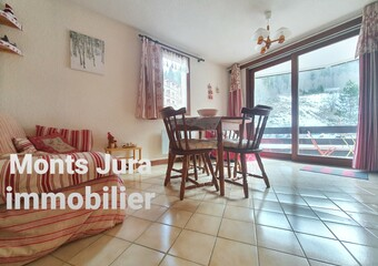 Vente Appartement 3 pièces 38m² Lélex (01410) - photo