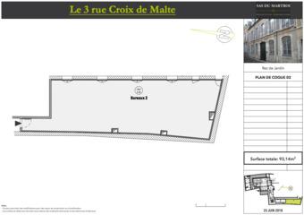 Vente Bureaux 93m² Orléans (45000) - Photo 1