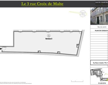 Vente Bureaux 93m² Orléans (45000) - photo