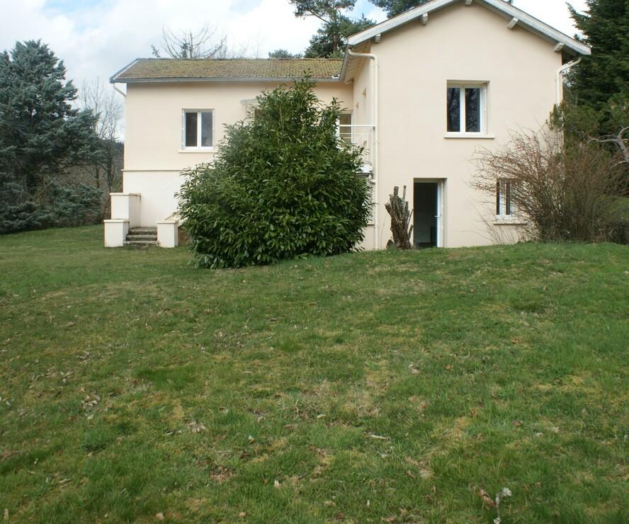 Vente Maison 6 pièces 110m² Cublize (69550) - photo