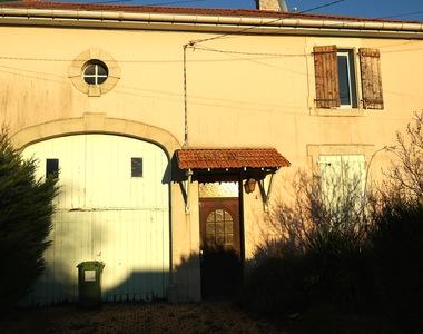 Vente Maison 6 pièces 90m² Chambley-Bussières (54890) - photo