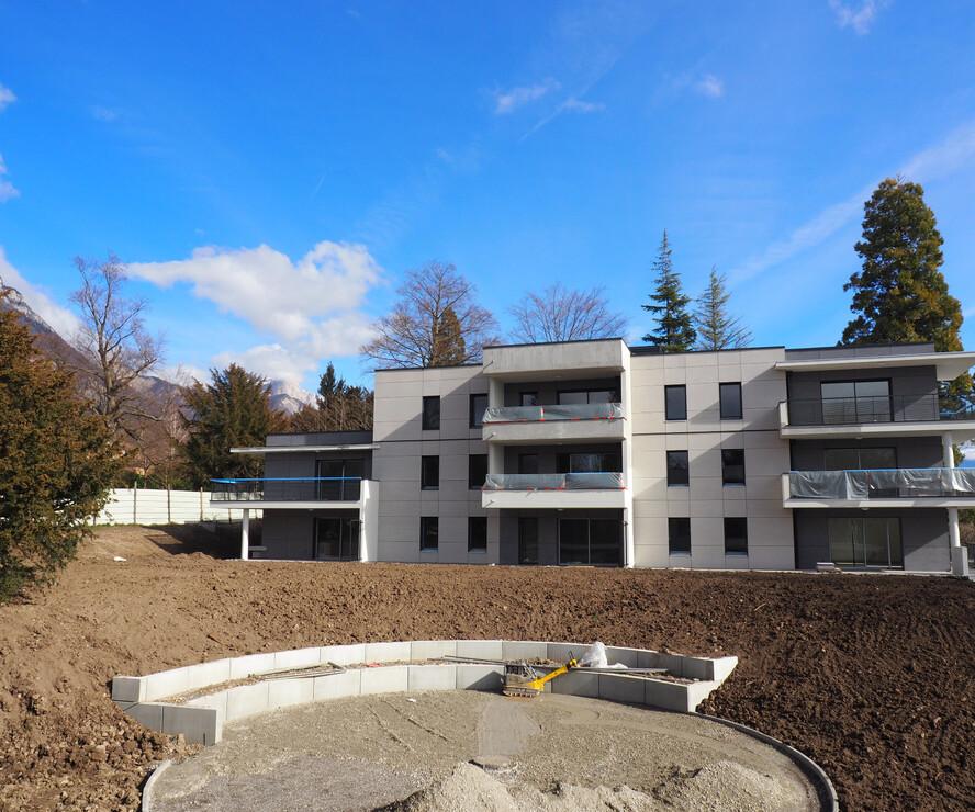 Vente Appartement 4 pièces 94m² Biviers (38330) - photo