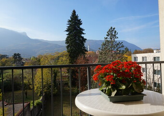 Vente Appartement 3 pièces 84m² Grenoble (38100) - photo