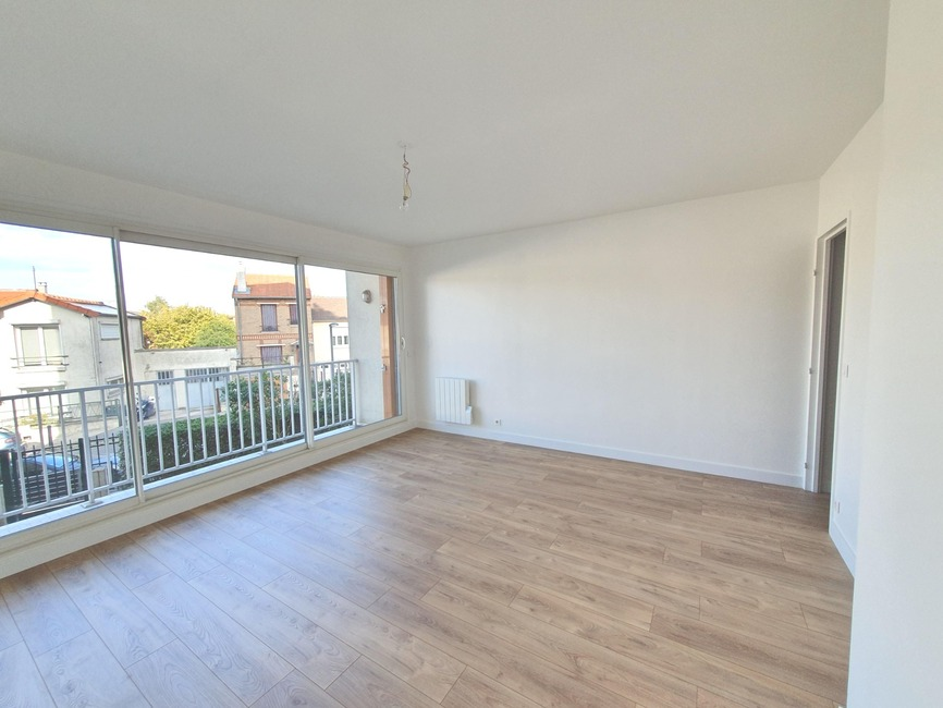 Sale Apartment 3 rooms 58m² Bagnolet (93170) - photo