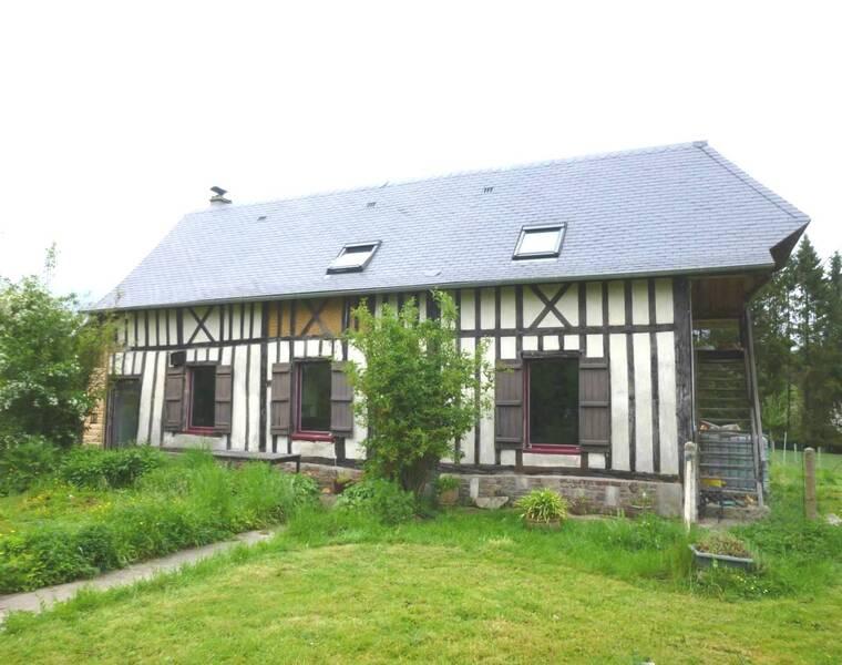Vente Maison 5 pièces 90m² Entre AUFFAY et TÔTES - photo