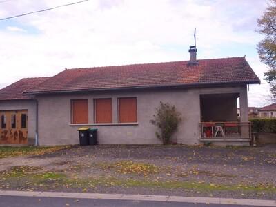 Vente Maison 5 pièces 92m² Randan (63310) - photo