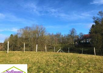 Vente Terrain 1 000m² Saint-Didier-de-la-Tour (38110) - photo