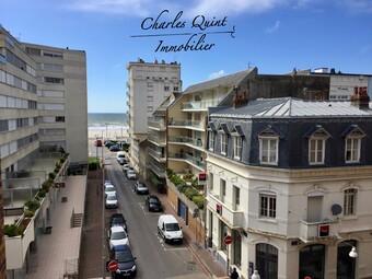 Sale Apartment 1 room 26m² Le Touquet-Paris-Plage (62520) - Photo 1