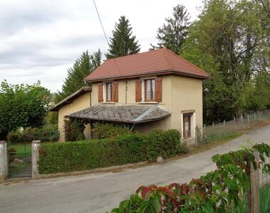 Vente Maison 3 pièces 45m² Velanne (38620) - photo