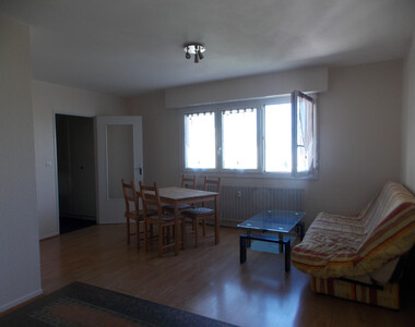 Location Appartement 32m² Mulhouse (68100) - photo