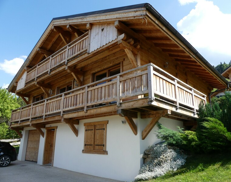 Sale House 5 rooms 219m² Saint-Gervais-les-Bains (74170) - photo