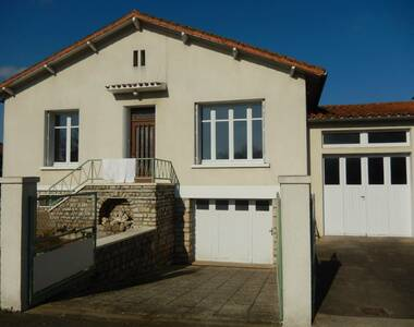 Vente Maison 3 pièces 84m² Parthenay (79200) - photo