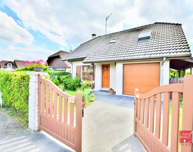 Vente Maison 4 pièces 88m² Vétraz-Monthoux (74100) - photo