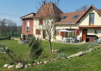 Vente Maison 3 pièces 116m² Saint-André-le-Gaz (38490) - photo
