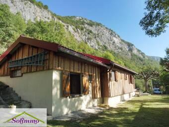 Vente Maison 4 pièces 69m² Saint-Benoît (01300) - photo