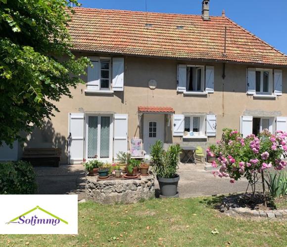 Vente Maison 7 pièces 170m² La Tour-du-Pin (38110) - photo