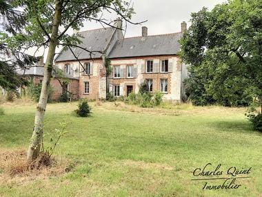 Vente Maison 8 pièces 145m² Hucqueliers (62650) - photo