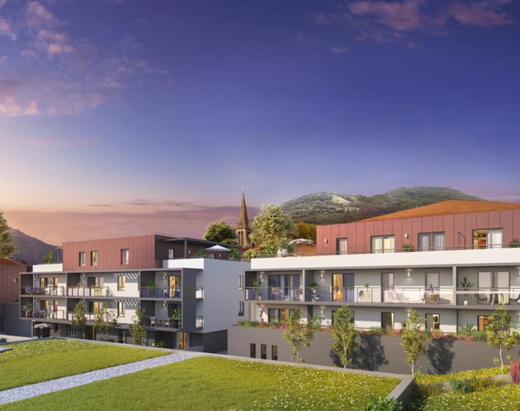 Vente Appartement 4 pièces 76m² Eybens (38320) - photo
