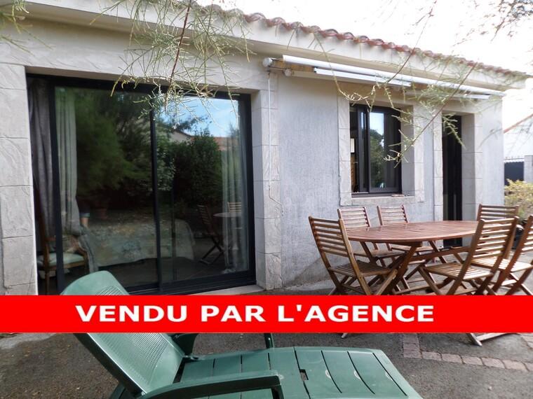 Vente Maison 3 pièces 76m² Olonne-sur-Mer (85340) - photo