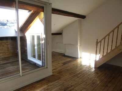 Location Appartement 3 pièces 39m² Saint-Étienne (42000) - Photo 1