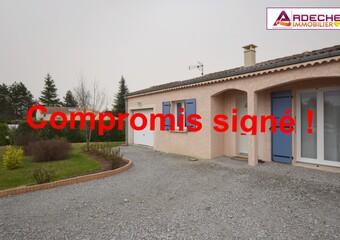 Vente Maison 4 pièces 76m² Chomérac (07210) - Photo 1