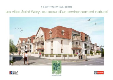 Sale Apartment 3 rooms 49m² Saint-Valery-sur-Somme (80230) - photo