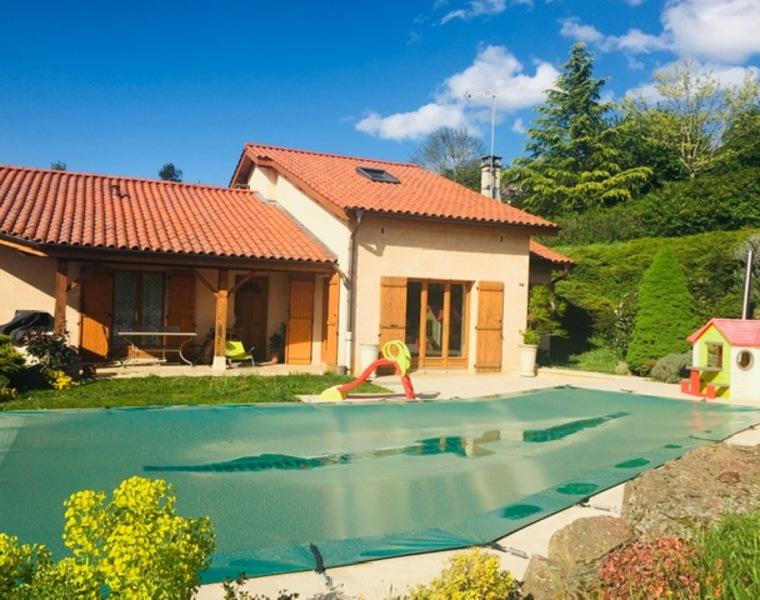 Vente Maison 6 pièces 140m² Saint-Laurent-d'Oingt (69620) - photo