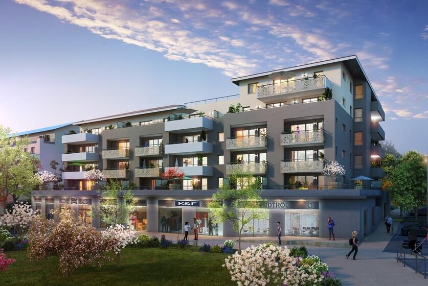 Vente Appartement 3 pièces 65m² Moirans (38430) - photo